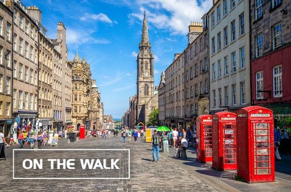 On The Walk getaway, Edinburgh