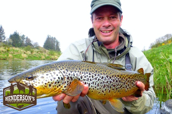 Fishing with Henderson's Country Sports