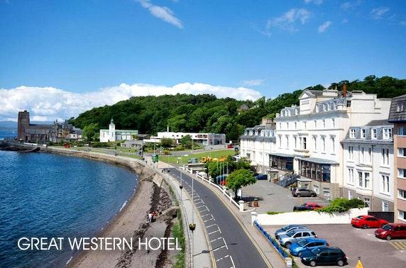Great Western Hotel, Oban