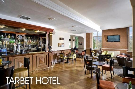Tarbet Hotel getaway, Arrochar