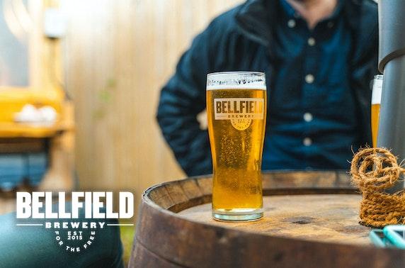 Bellfield Brewery, Abbeyhill