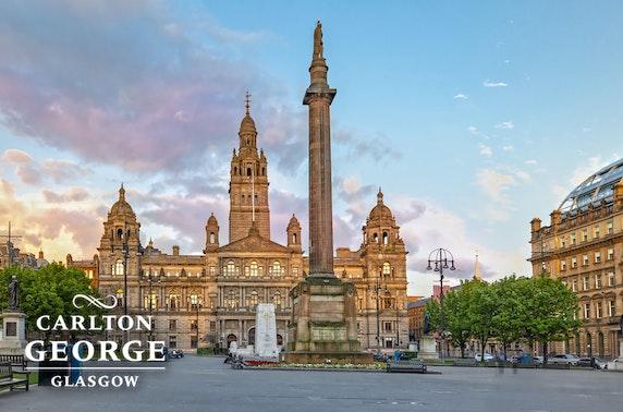 4* Carlton George Hotel stay, Glasgow