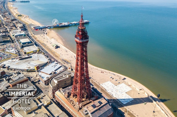 4* The Imperial Hotel Blackpool