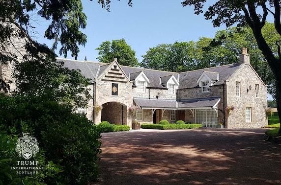 5* Trump MacLeod Lodge, Aberdeen