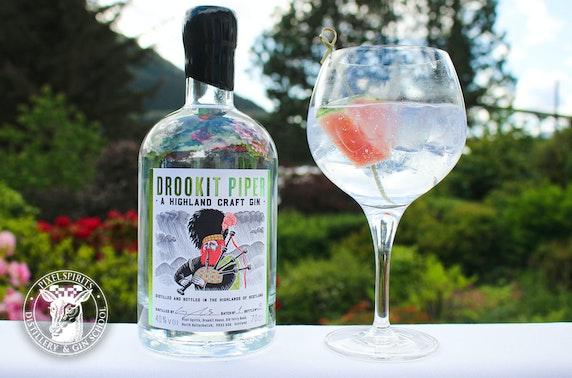 Pixel Spirits gin distillery tour & tasting