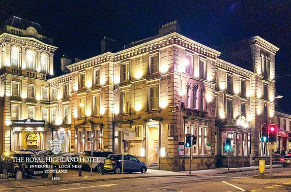 The Royal Highland Hotel, Inverness