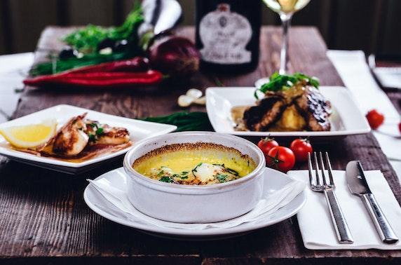 Authentic Italian dining, Merchant City
