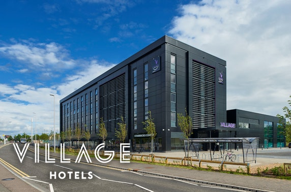 4* Village Hotel Glasgow stay