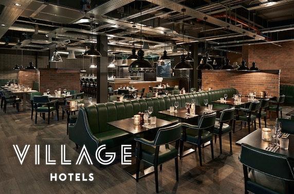 4* Village Hotel Edinburgh stay