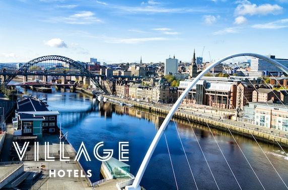 Village Hotel Newcastle stay