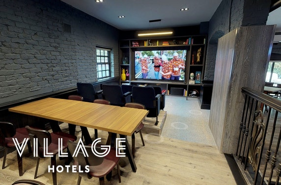 Village Hotel, Liverpool