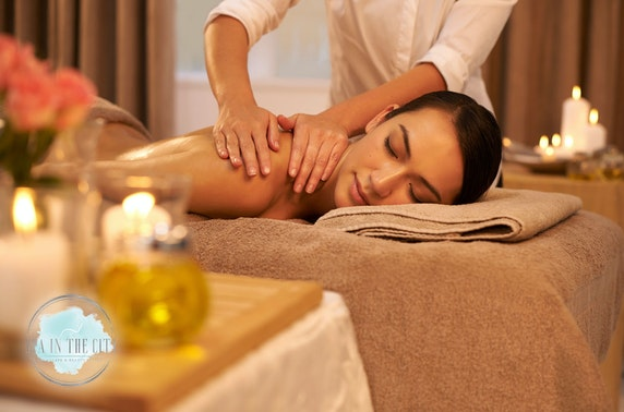 Spa treatments for two, City Centre