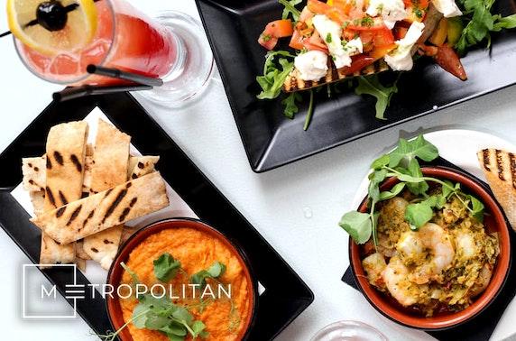 Metropolitan dining & drinks, Merchant City