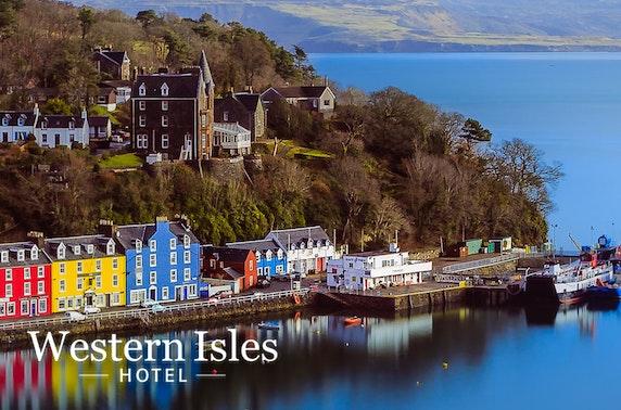 Isle of Mull getaway