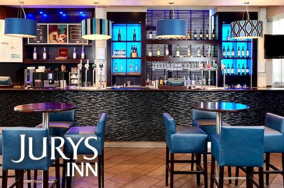 Jurys Inn Newcastle stay