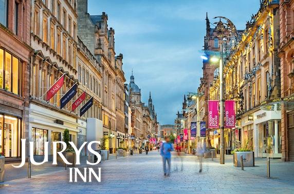 4* Glasgow City Centre stay