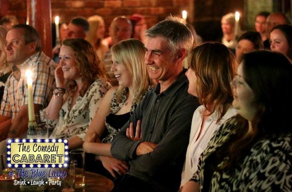 Aberdeen Comedy Club Tickets