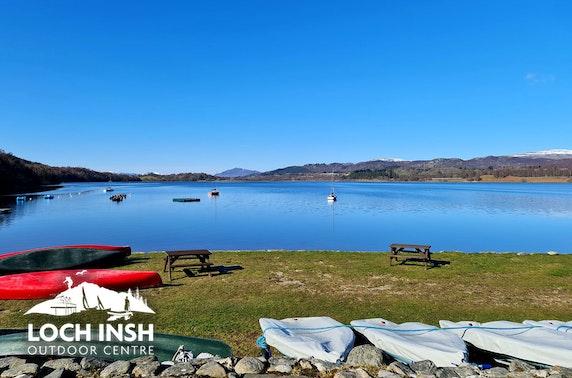 Loch Insh Watersports, nr Aviemore