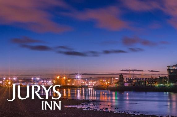 Jurys Inn Aberdeen stay