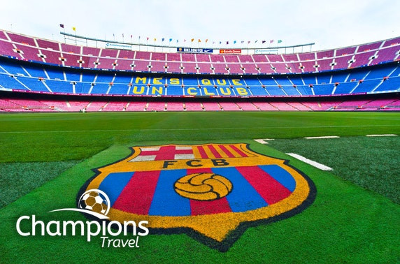 FC Barcelona VIP tickets & stay
