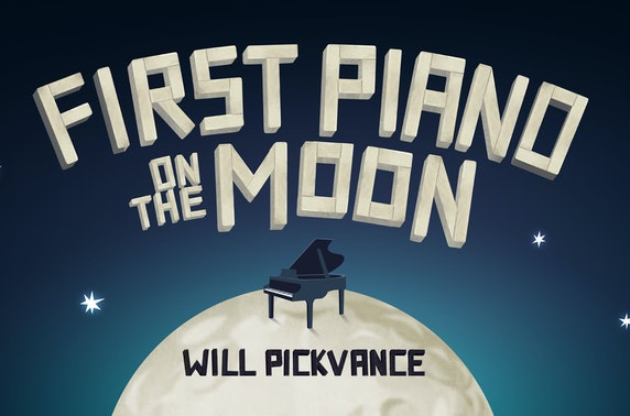 First Piano on the Moon at The Fringe