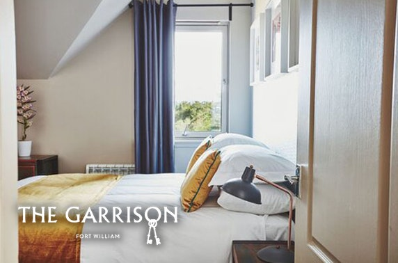 4* Fort William apartment stay
