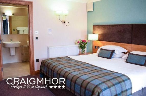 4* award-winning Pitlochry winter stay