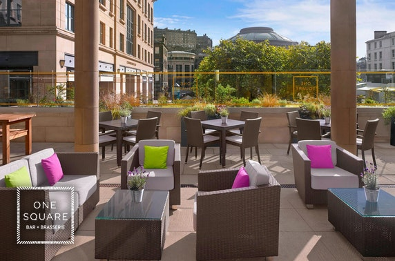 One Square Bar & Terrace drinks