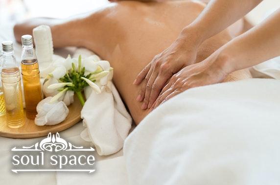 Treatments at Soul Space, Hyndland Road