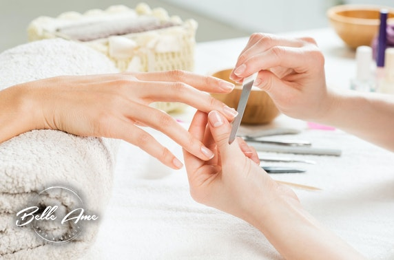 Belle Ame Hair and Beauty treatments
