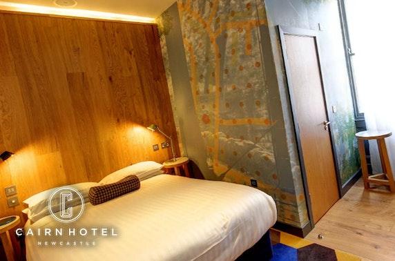Cairn Hotel stay Jesmond, Newcastle