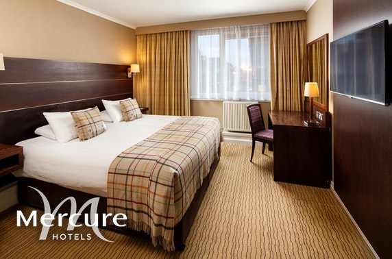 Mercure Inverness stay