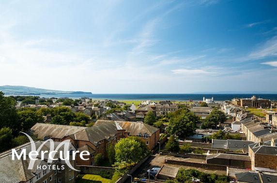 Mercure Ayr seaside stay