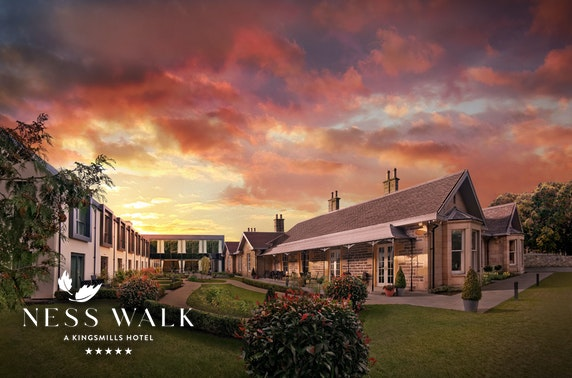 5* Ness Walk luxury stay, Inverness