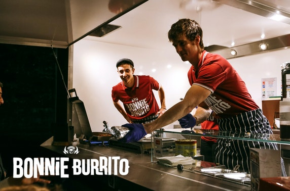 Bonnie Burrito takeaway