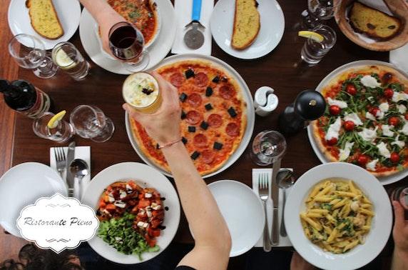 Italian dining, City Centre