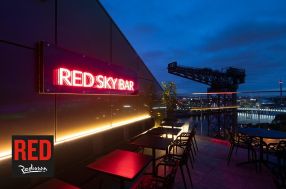 Award-winning Radisson RED stay
