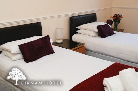 Birnam Hotel winter stay, nr Dunkeld