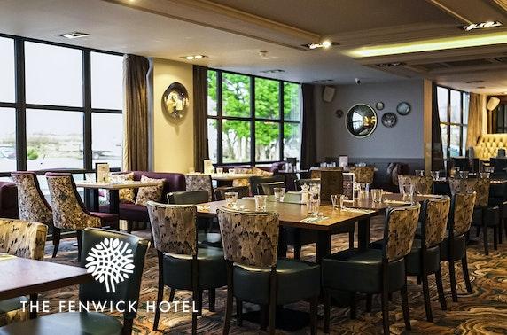 The Fenwick Hotel getaway