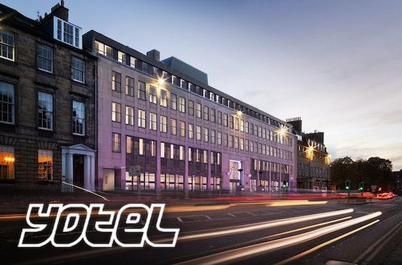 YOTEL Edinburgh stay