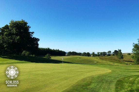 SCHLOSS Roxburghe Championship Golf Course
