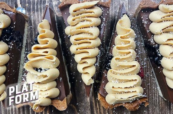 Platform Cafe artisan cakes