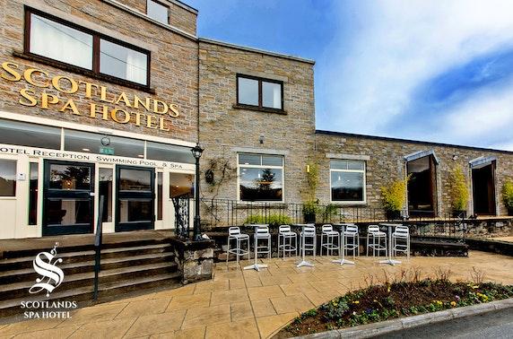Scotland's Spa Hotel stay, Pitlochry
