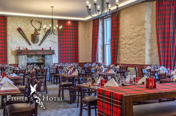 Fisher's Hotel, Pitlochry