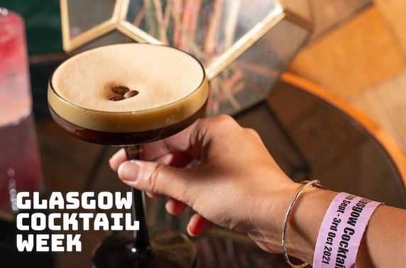 Glasgow Cocktail Week wristband