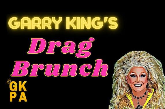 Garry King's Drag Brunch at Alona Hotel