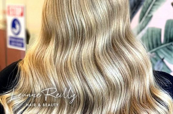 Leanne Reilly Hair & Beauty treatments