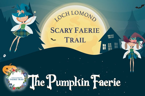 Loch Lomond Scary Faerie Trail