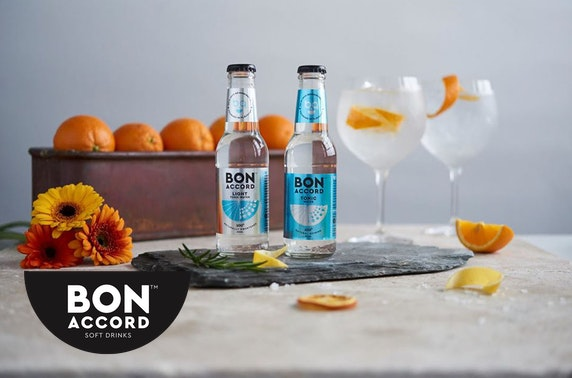 Multi-award winning Bon Accord Soft Drinks