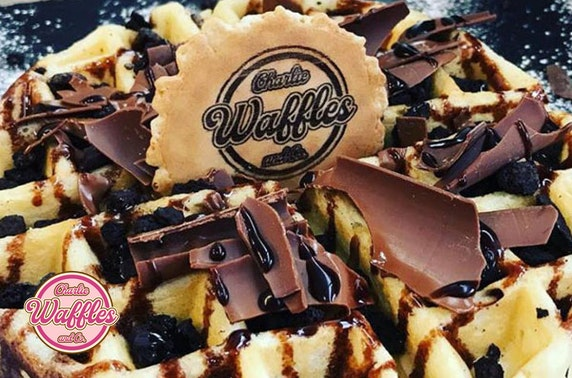 Charlie Waffles & Co voucher